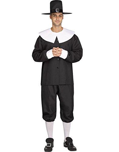 Fun World American Pilgrim Man Adult