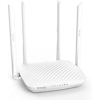 Amazon com: Tenda AC1200 Wireless Wi-Fi Gigabit Smart Router (AC9