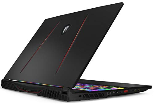 "MSI GE65 Raider-052 Essential (i7-9750H, 16GB RAM, 1TB NVMe SSD, RTX 2060 6GB, 15.6"" Full HD 240Hz 3ms, Windows 10) VR Ready Gaming Laptop 7"