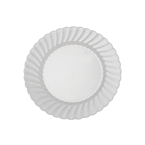 WNA 18 Count Classicware Fluted Plate, 7.5