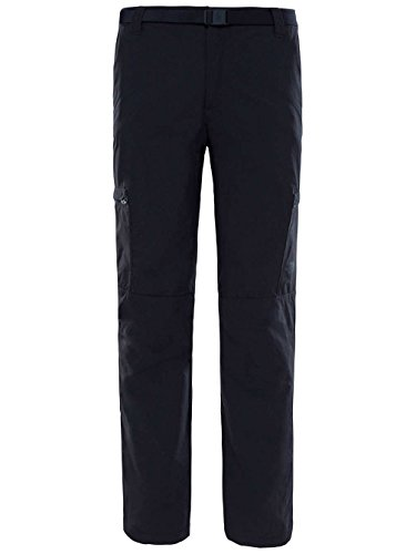 T933ik Pantaloni Donna Invernali Black Tnf Exploration Cargo Face The North BwC1qBT