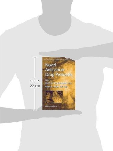 Novel Anticancer Drug Protocols (Methods in Molecular Medicine)