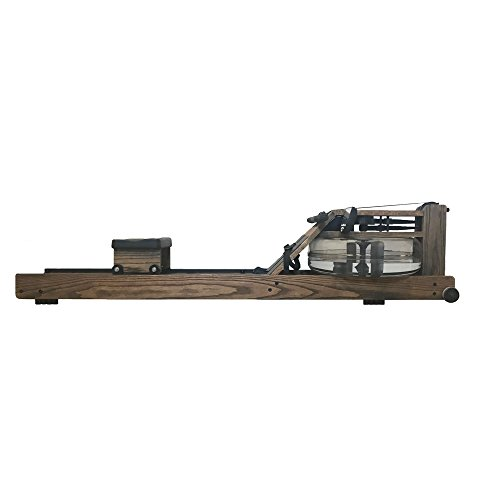 WaterRower Vintage Oak Rowing Machine with S4 by Water Rower