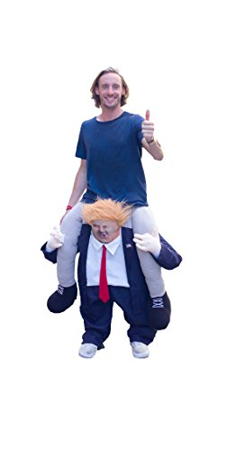 Discount FJERR Ride-on Trump Halloween Costume