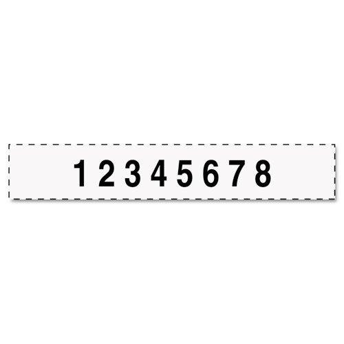 Headline Sign T5558 Professional Numberer, 8 Digits, 3/8 x 2 1/4 Photo #2