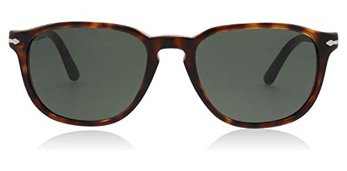 Persol 3019 24/31 Tortoise 3019 Oval Sunglasses Lens (Persol Sunglasses)