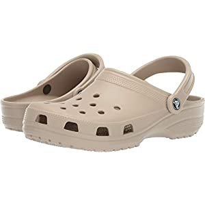 Crocs Classic Clog Adults, Cobblestone, 18 M US Women / 16 M US Men