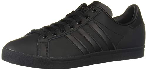 adidas Originals Men's Coast Star Sneaker, Black, Grey, 8 Medium US ()