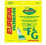 EUR523206 - Vacuum Bags For Sanitaire Commercial Upright Vacuums