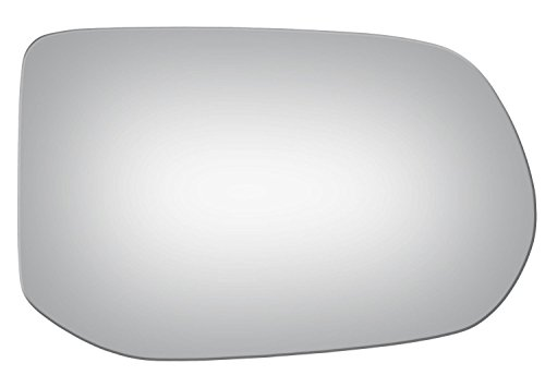 Burco 5173 Convex Right Passenger Side Mirror Glass w/o Backing Plate for Honda Civic (2006 2007 2008 2009 2010 2011) (4 Door Only, Excluding Hybrid)