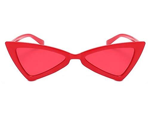 protection de soleil Femmes conduite Red de Cadre lunettes UV400 lunettes Hommes Triangle de FlowerKui 57qzxYp5