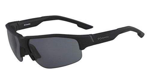 (Sunglasses Columbia C 515 S ALPINE THISTLE 002 MATTE BLACK-SMOKE)