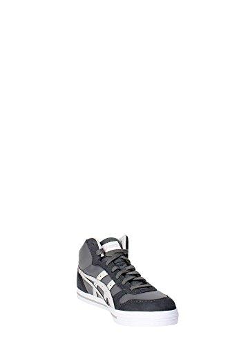 Asics HY529..1610 Zapatillas De Deporte Hombre Cuero/gamuza Gris gris