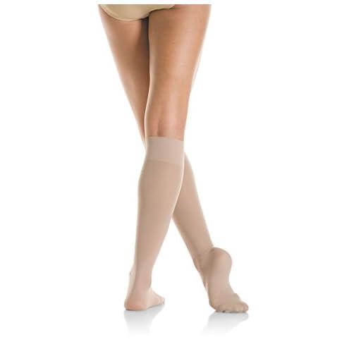 Mondor Light Opaque Knee High Skating Sock