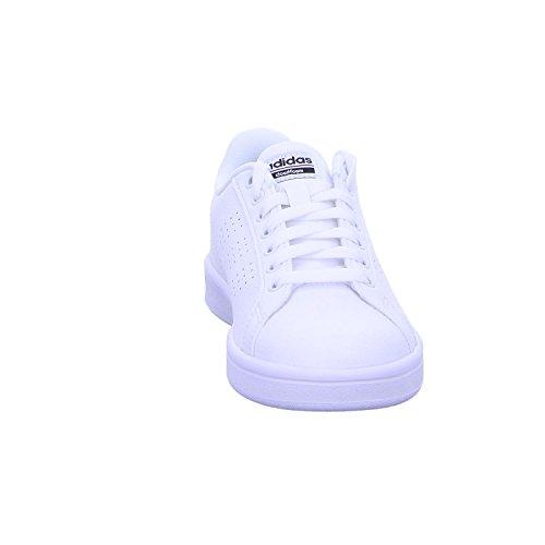 Fitness Adidas De Chaussures Blanc Cl W Cass Cf Femme Advantage qqRBAT
