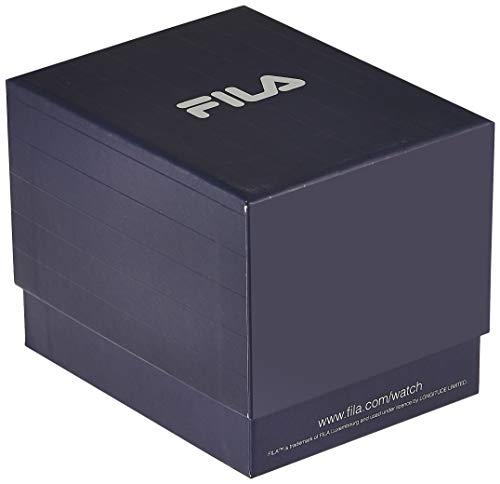 Fila herr klocka armbandsur Iconic Everywhere 38-186-003 silikon