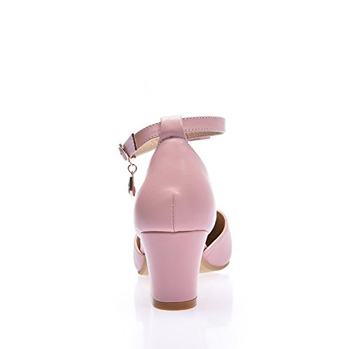 EU Sandali Zeppa Rosa BalaMasa Donna con 35 Pink 8Z0Zwgxq