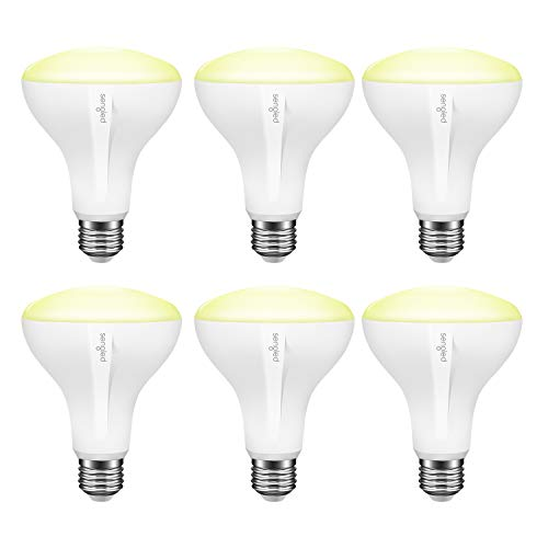 Sengled Smart LED Light Bulb (Hub Required), Smart Light Bulb Soft White 2700K 65W Equivalent BR30 Dimmable, Compatible with Alexa/Echo Plus/SmartThings/Google Assistant/IFTTT, 6 Pack