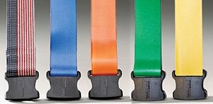 Skil-Care Gait Belt, Bariatric, Pathoshield Vinyl, Stars & Stripes # 914386 - 72'', each