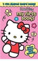 Hello Kitty My First Books/4 Board Book Set Dalmatian Press