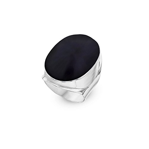 925-sterling-silver-statement-ring-onyx-stone-giant-round-black-womens-ring-11