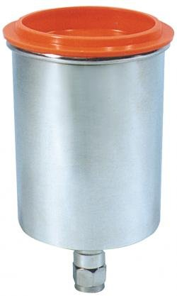 Astro 354006 0.6-Liter Aluminum Gravity Feed Cup