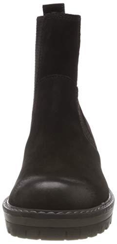 Chelsea Femme black Tamaris 21 25415 1 Noir Bottes q8HxOpwt