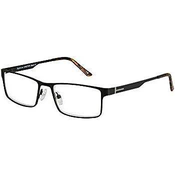 9e09a2c95d1 SightLine Chester Multi Focus Computer Reading Glasses with Anti-Glare  Coated Lenses (3.00