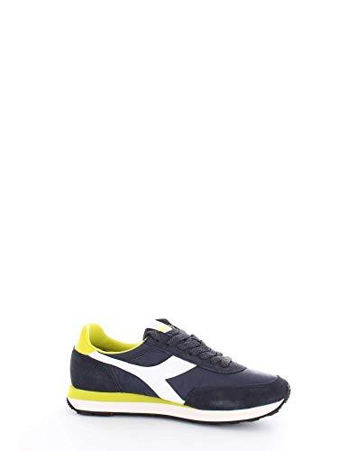 Diadora Sneakers Uomo Blu Eu Heritage 42 Koala 5 nylon Suede qrUHqwS