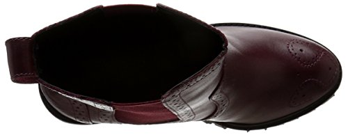 Kelsi Dagger Brooklyn Womens Boyband Chelsea Boot Oxblood