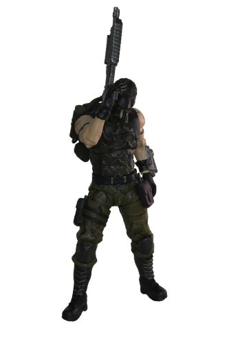 Toy Notch Lost Planet 3 Jungle Pirate Action Figure