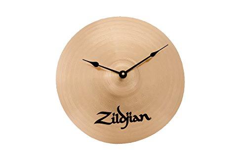 The Zildjian Cymbal Clock: To help you keep the time. Battery powered, 13-inch diameter.
