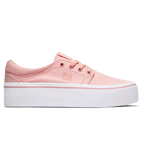 DC Shoes Trase Platform TX - Shoes - Schuhe - Frauen - EU 42.5 - Rosa