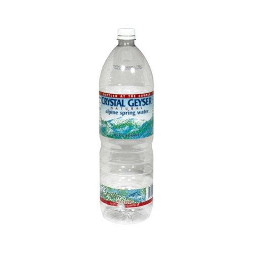 Crystal Geyser Spring, 50.7200-ounces (Pack of12)