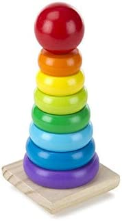 Empilable rainbow stacker