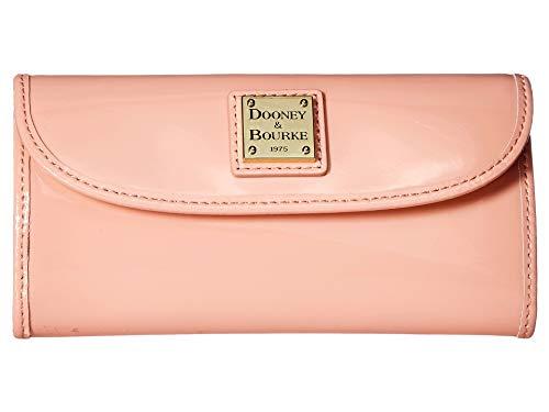 Dooney & Bourke Patent Continental Clutch Wallet