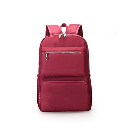 AOTIAN 4028 - Bolso al hombro para hombre rojo E-WINE E-WINE