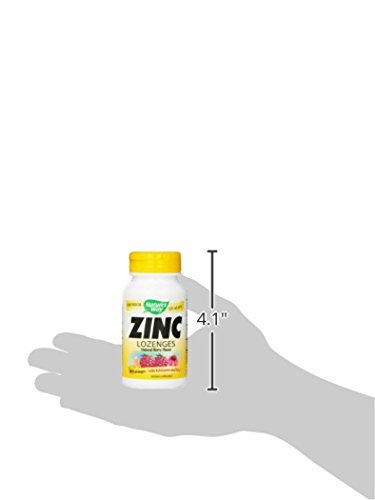 Nature's Way Zinc Lozenge, 60 Lozenges by Nature's Way (Image #7)