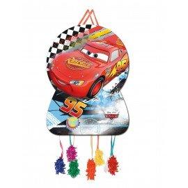 Verbetena, 014000996, piñata silueta disney cars, dimenstiones: 46x65 centimetros.