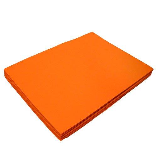 Foam Orange (Orange Fun Foam Sheet 9