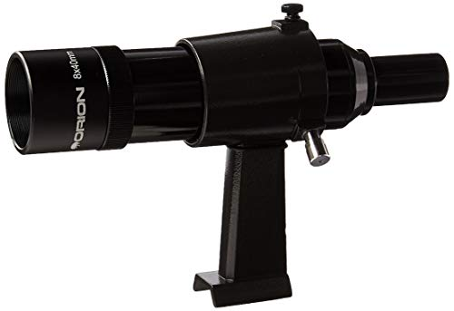 Orion 7840 Black 8x40 Achromatic Finder Scope