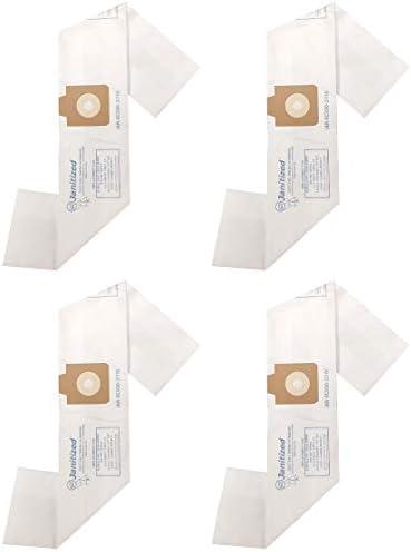 Janitized JAN-EC930-2(10) Bolsa de aspiradora Comercial de Repuesto, Euroclean UZ930, Viper MB39CV, Nilfisk GD930, Pullman Holt 390ASB, OEM#1407015040, 1407015020, B600900: Amazon.es: Hogar