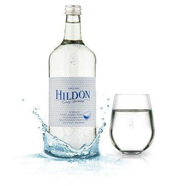 Hildon Naturally (Sparkling) Mineral Water, 25.3 fl oz (12 Glass Bottles) (Best Restaurants In Buckingham)