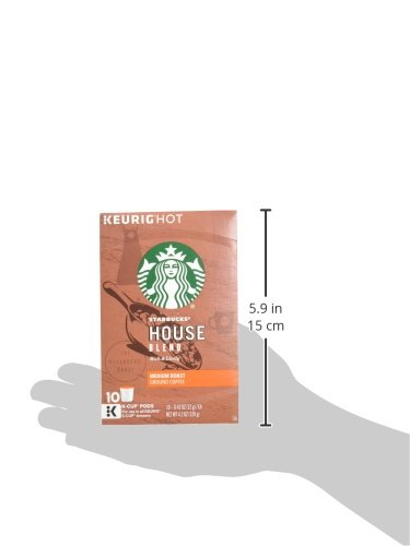Starbucks Black Coffee K-Cup Variety Pack for Keurig Brewers, 10 Count ( Pack of 6 ) by Starbucks (Image #6)