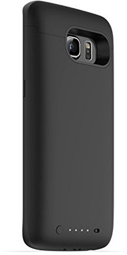 mophie beverage pack Battery claim for Samsung Galaxy S6 Edge Black Cases