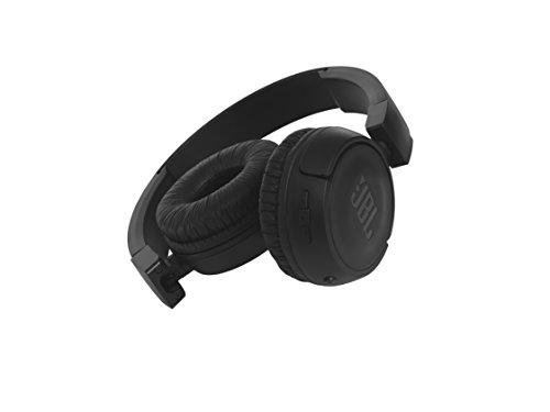 JBL T450BT Diadema Binaural Inalámbrico Negro - Auriculares (Inalámbrico, Diadema, Binaural, Circumaural, 20-20000 Hz, Negro): Amazon.es: Informática