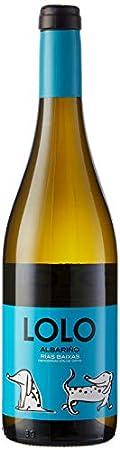 Paco & Lola Lolo, Vino Blanco - 3 botellas de 75 cl, Total: 2250 ml