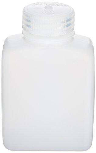 Nalgene Wide Mouth Rectangular Bottle (8-Ounce)