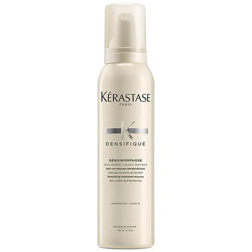Kerastase Densifique Densimorphose Thickening Treatment Mousse, 5.09 Ounce by KERASTASE