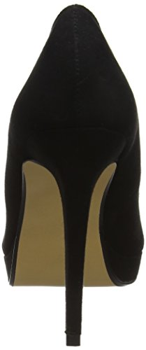 Black Scarpe Chiusa Donna Punta Col Allessia Tacco Over Head Black Heels 1xHTwqn6UO